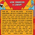 Lollapalooza Brasil divulga lineup