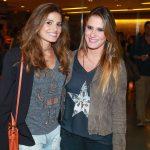 Maysa Marques e Stephanie Kopenhagen