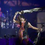 Segundo jornal, Steven Tyler sofreu uma convulsão após show em São Paulo