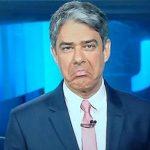 """William Bonner se """"acidenta"""" e ficará afastado do """"Jornal Nacional"""""""