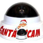 Câmera do Papai Noel