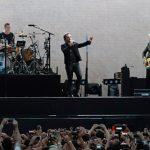 U2 adia horário de show na Argentina por causa de jogo de futebol