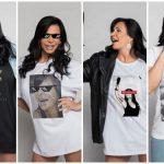 Gretchen lança coleção de camisetas com seus famosos memês