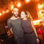 Fabiano Tambours e Marilia Rissato