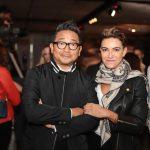 Erh Ray e Fabiola Kassin