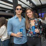 Felipe Gueiros e Maria Campelo