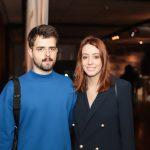 Gabriel Bender e Alana Basso
