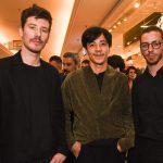 Rodrigo Bellotto, Alex Kazuo e Felipe Milani