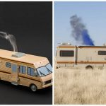 "Porta incenso ""Breaking Bad"""