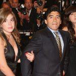 Maradona processa filhas por desfalque de 6 milhões de reais