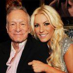Hugh Hefner fez acordo milionário com esposa antes de morrer