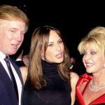 Melania Trump se irrita com Ivana, que se diz primeira-dama