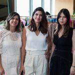 Aila Lopes, Isabella Fiorentino e Daniela Andrade