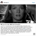 """""""Você não merece um tiro"""", diz Uma Thurman para Harvey Weinstein"""