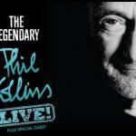 Phil Collins confirma série de shows no Brasil