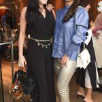 Eliandra Mendes e Fernanda Pinazo
