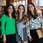 Fernanda Figueiredo, Stella Jacintho e Luisa Purchio