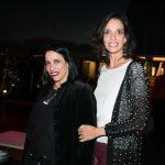 Gloria Coelho e Melissa Oliveira