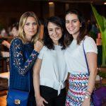 Livia Leao, Nazare Barbosa e Natasha Pinheiro