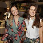 Carolina Cândido e Isabela Fraia