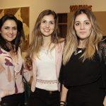Patricia Lamana, Maria Elena Biasi e Regina Guimarães