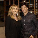 Helena Montanarini e Thiago Nogueira