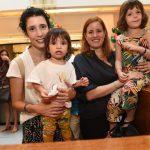 Thaana, America Nunes e Manu Giobbi Chiara Ucha