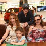 Vanessa Montoro, Siena, Daniel Boz e Maria Montoro