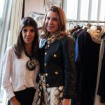Victoria Feres e Elisete Bertoni