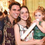 Yasmine Sterea e Beto Pacheco