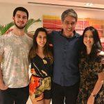 Bonner responde fãs sobre separação no Instagram