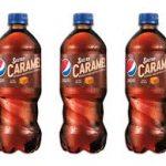 Pepsi Salted Caramel