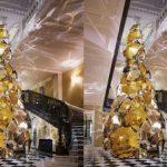 Karl Lagerfeld assinará famosa árvore de Natal do hotel Claridge
