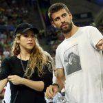 Shakira e Piqué discutem em restaurante