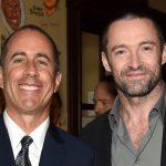 Jerry Seinfeld foi quem convenceu Hugh Jackman a deixar papel de Wolverine
