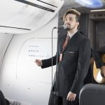 GOL promove pocket show de Luan Santana a bordo do Boeing 737-800