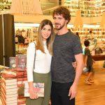 Anna Fasano e Antonio Mendes