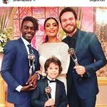 Juliana Paes desabafa sobre prêmio do Faustão em redes sociais