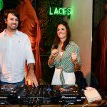 Emiliano Beirute e Marina Diniz