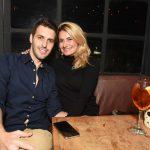 Marcelo Devequi e Priscila Borgonovi