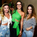 Marion Oliveira, Danielle Nathan e Juliana Despirito