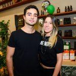 Marlon Ceni e Ana Pontedeiro