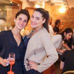 Helena Pasqual e Camila Gatelli