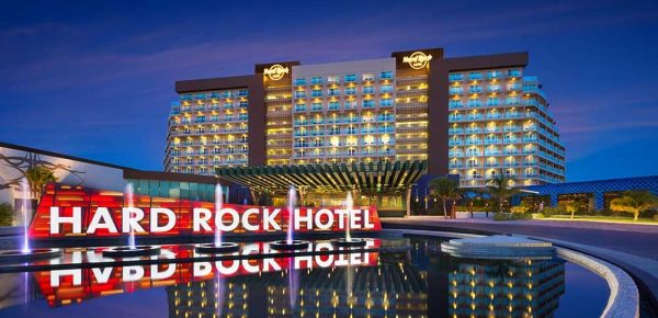 Hard Rock Resorts no Brasil