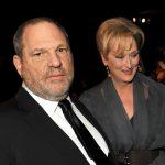 Meryl Streep sofre com as acusações de assédio de Harvey Weinstein