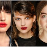 Trend: blurred lipstick