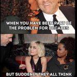 Seal faz postagem insinuando que Oprah sabia dos assédios de Harvey Weinstein