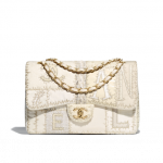 Chanel-Ivory-Patchwork-Jumbo-Flap-Bag