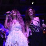 Elba e Marina Aydar (Crédito: Fred Pontes)