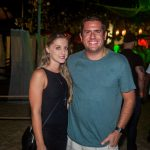Gabriela Garrido e Edu Poppo (Crédito: Charles Naseh)